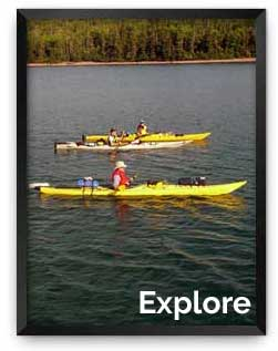 explore Lake superior islands